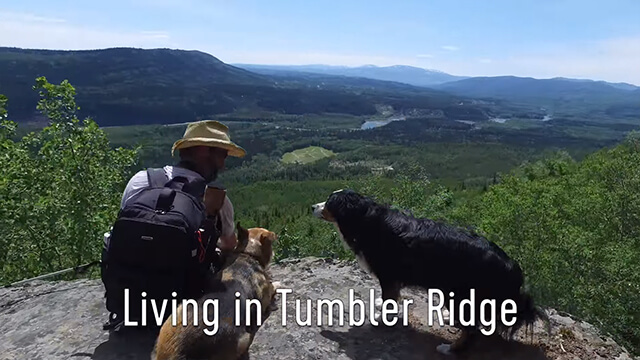 Living In Tumbler Ridge
